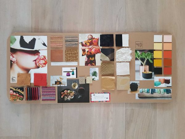 moodboard No Waste decoration